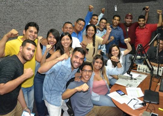 1 ¡Al son de la J! se transmitirá por Cantaguárico 91.3 FM