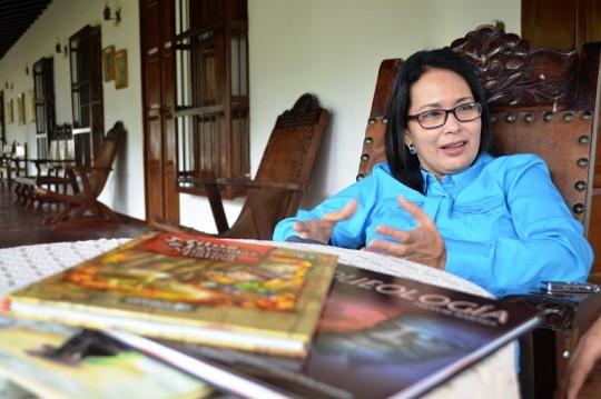 1.Carola Martínez Estamos en una batalla por la defensa de la soberanía