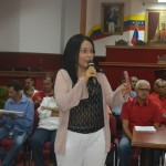 Carola Martínez invitó al pueblo a participar activamente en la Asamblea Constituyente