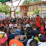 """""""Entender al pueblo es convivir con el pueblo"""", expresó José Vásquez"""