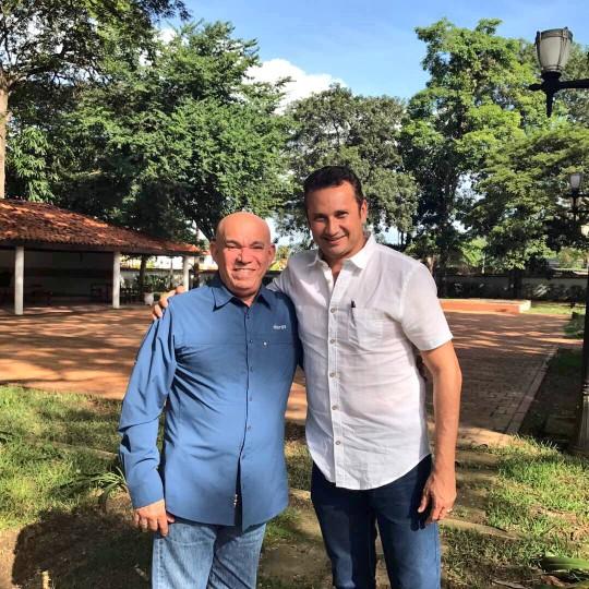 Ramón Rodríguez Chacín y José Vásquez trabajan por hacer la Revolución Bolivariana irreversible