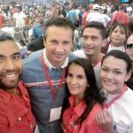 02 Juventud guariqueña participa en la plenaria del IV Congreso del partido rojo