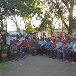 """3Ramón Piñate, """"No nos vamos arrodillar. Ni a rendir nunca. Es una esencia misma del pueblo venezolano"""" (1)"""