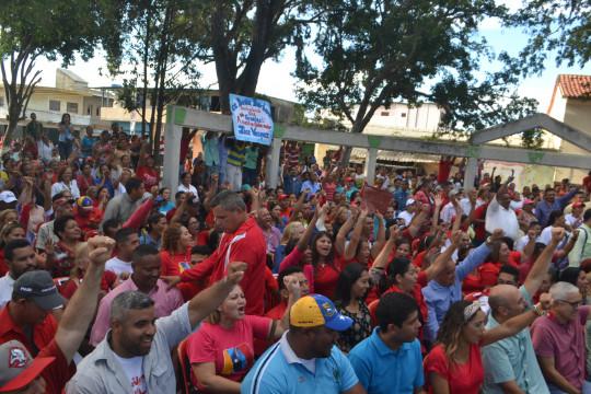 5Candidatos a las Cámaras municipales están listos para continuar fortaleciendo el proceso revolucionario Bolivariano