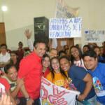 """La lucha es por el país, por su independencia y por el proceso revolucionario"""""""