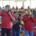 """01 """"La  victoria revolucionaria del 9D sellará la unión del pueblo"""", ratificó José"""
