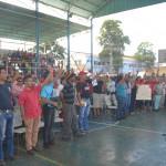 1.-Con mucha alegría el pueblo revolucionario del municipio Pedro Zaraza del estado Guárico, se prepara para salir a votar este próximo 9 de diciembre (1)